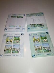Lot-100-blocs-de-chacun-Europa-dentele-non-dentele-bosnie-cote-de-8500-euros-xx