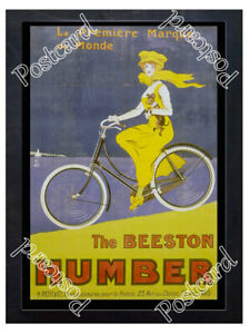 Historic-Humber-bicycles-late-19th-century-Advertising-Postcard-1