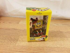 Nickelodeon Spongebob Squarepants Christmas Ornament Bobleponge 2010
