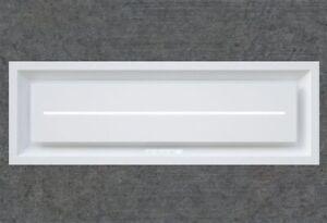 Baumann aurora 9030 wlk deckenhaube 90 x30 cm deckenlüfter