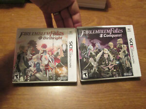 fire emblem fates conquest or birthright