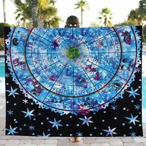 Beach Cover Up Round Beach Pool Home Shower Towel Blanket Table Cloth Yoga Mat