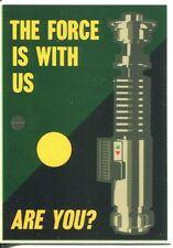 Star Wars Chrome Perspectives II Sith Propaganda Chase Card #8