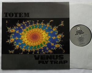 VENUS-FLY-TRAP-Totem-BELGIUM-Orig-LP-DANCETERIA-1989-Goth-Wave-NEW-UNPLAYED