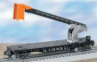 O Scale Cherry Picker Flat Car - Lionel Lines - Lionel 6-29839