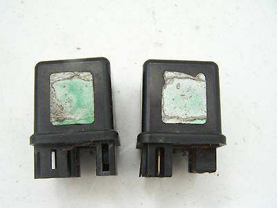 Frontera 3 door sport (1995-1998) Pair of relays