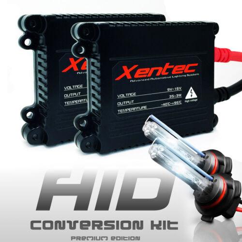 Blue Xenon Lights HID Kit Headlight Hi//Lo Fog H4 H7 H11 9005 9006 9007 H13 6000K