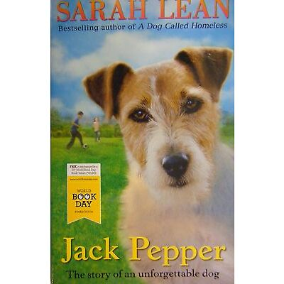 Jack Pepper by Sarah Lean (World Book Day 2014) New