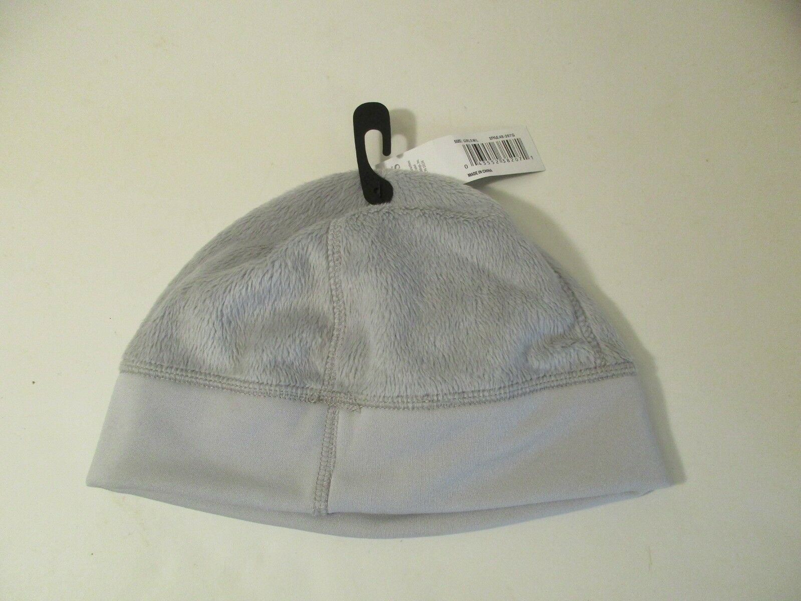8b983a4f18d Women s Igloos One Size M Gray Fleece Fall Winter Beanie Hat for sale  online