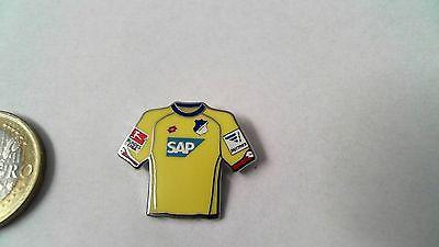 Diszipliniert Tsg 1899 Hoffenheim Trikot Pin Badge 2015/2016 Away