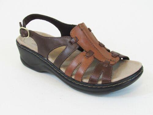 Clarks Lexi Marigold Q Sandal - Brown - 8 M