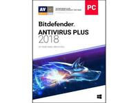 Bitdefender Antivirus Plus 2018 1 Users 1 Year