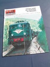 Vie du rail 1965 1015 ERIGNé LES PONTS DE Cé AUBAGNE LA GARDE SOLLIèS PONT