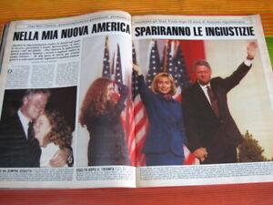 Bill Clinton 18 skinning relazioni ITALIANA RACCOLTA Hillary Clinton-  mostra il titolo originale - Italia - Bill Clinton 18 skinning relazioni ITALIANA RACCOLTA Hillary Clinton-  mostra il titolo originale - Italia