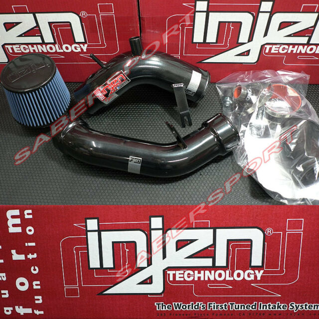 INJEN SP1431P COLD AIR INTAKE CONVERTS TO SHORT RAM FOR