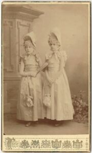 Two-Annoyed-Women-Dressed-as-French-Court-Ladies-Costume-German-Cabinet-Card