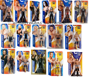 WWE Basic Wrestling Action Figure- Series 43 44 45 46 47 54 55 - New & Boxed
