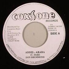 DON DRUMMOND & THE SKATALITES - ADDIS ABABA (COXSONE) 1964
