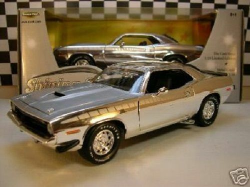 RARE Ertl 1 18 - 1970 Plymouth AAR Cuda SHINNING STARS EDITION