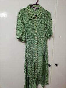 lk-bennett-IRENIE-silk-dress-Green-uk16