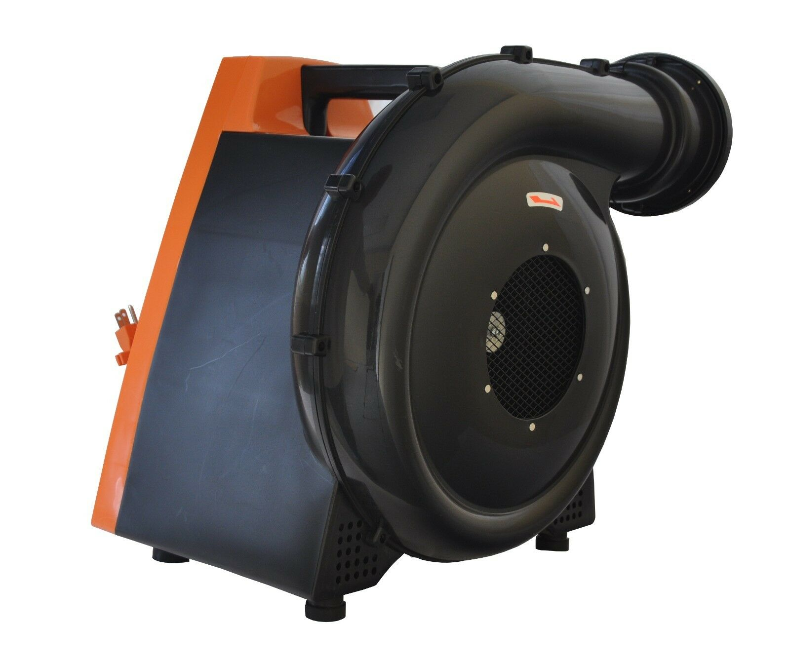 Inflatable Slide Blower: 2 HP Inflatable Bounce House Blower, Zoom® Air Fan Motor