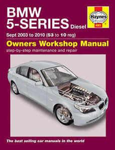 Bmw-5-Series-Repair-Manual-Haynes-Manual-Service-Workshop-Manual-2003-2010-4901