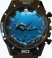 Scuba Diving Deep Sea New Gt Series Sports Unisex Gift Watch