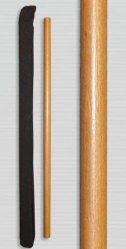Filipino Escrima Fighting Stick Molave Weapon W//Pouch