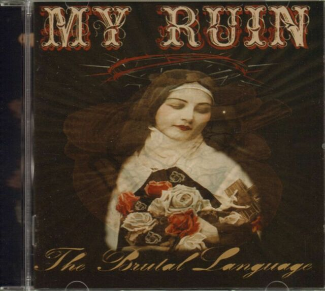 My Ruin(CD Album)The Brutal Language-Rovena-UGCD030-2005-New
