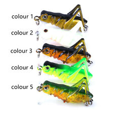 Sea Fishing Tackle Flying Fishing Lures Jig Wobbler Lure Grasshopper Insects STU