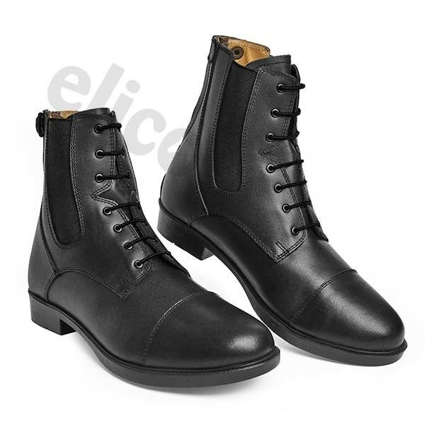 Elico Bramhope Competition Boots Lace Zip