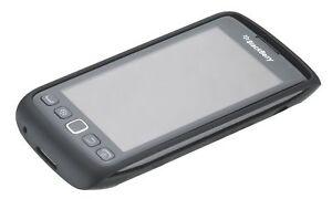 Blackberry-Soft-Shell-Funda-Para-Torch-9850-9860-Negro