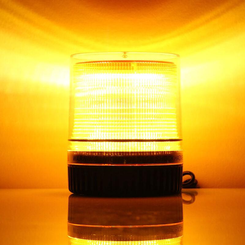 car truck bus roof top led warning flash beacon strobe. Black Bedroom Furniture Sets. Home Design Ideas