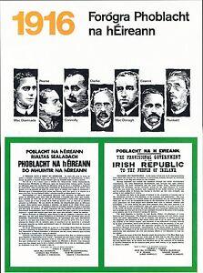 1916-the-Proclamation-of-the-Irish-Republic-In-English-amp-Irish-Poster-A4