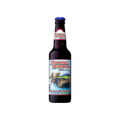 Big Sky Moose Drool Bottles 355mL case of 24 International Beer Ale