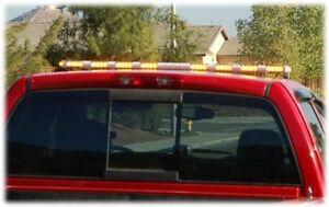 50 led light bar blue white roof top warning truck emergency plow image is loading 50 034 led light bar blue white roof aloadofball Choice Image