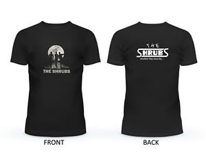 THE SHRUBS T-Shirt (Moonset) Multiple Sizes: S, M, L