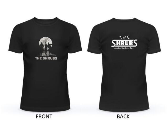 THE SHRUBS T-Shirt (Moonset) Multiple Sizes: S, M, L, XL