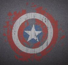 CAPTAIN AMERICA - THE WINTER SOLDIER - Men's size M - Graphic T-Shirt