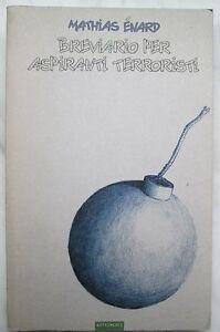 Breviario-per-aspiranti-terroristi-Mathias-Enard-Nutrimenti-2009