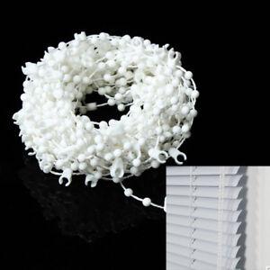 Window-Shutter-Roller-Shade-Vertical-Blinds-Beads-Ball-Chain-Venetian-Blind-10M