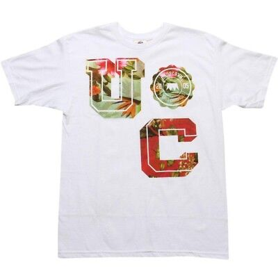 Activewear Trend Mark Undrcrwn Uc Aloha White T Shirt 09015wht Utmost In Convenience Men's Clothing