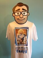 Kenny Everett Best Possible Taste Cupid Stunt - Funny Male T Shirt