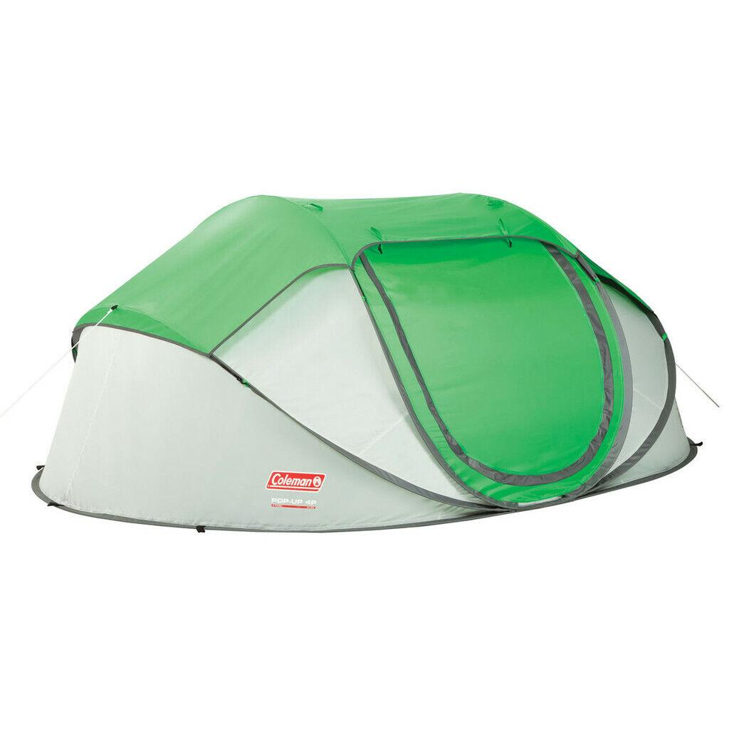 Coleuomo Galiano 4 Tent Tenda 2019 verde