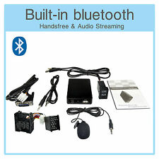 Bluetooth MP3 CD Changer Adapter + USB AUX Extension Cable for BMW 3 E46 E36 E39