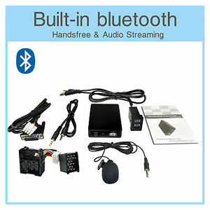 Bluetooth-MP3-CD-Changer-Adapter-USB-AUX-Extension-Cable-for-BMW-3-E46-E36-E39