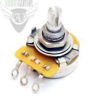 Cts 1 Meg Ohm Short Split-shaft Potentiometer Volume Tone Pot - Linear Taper