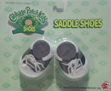 Cabbage Patch Kids Shoes - CPK Black and White Saddle  - BRAND NEW