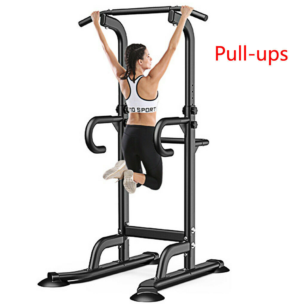 Dip Station Bar Push Home Fitness Core
