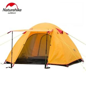 Image is loading New-Large-Waterproof-3-person-Naturehike-Tent  sc 1 st  eBay & New Large Waterproof 3 person Naturehike Tent | eBay